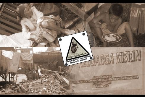 Kampanye Anti Kelaparan dan GiziBuruk